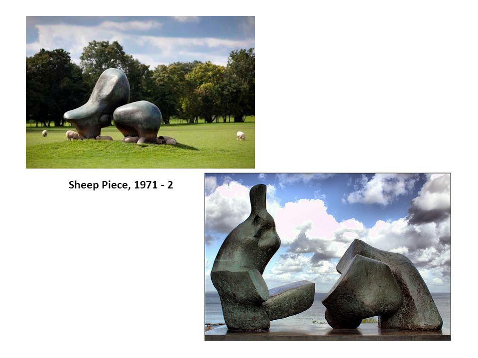 Sheep Piece, 1971 - 2