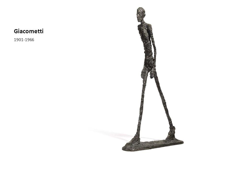 Giacometti 1901-1966