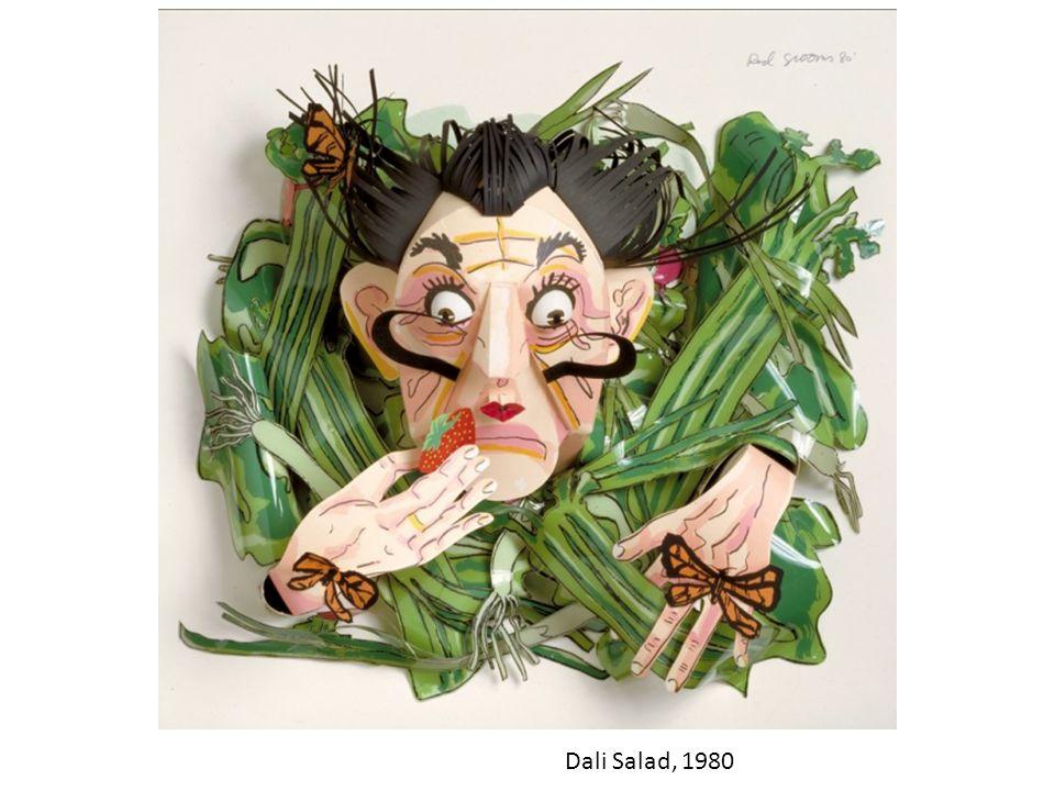 Dali Salad, 1980