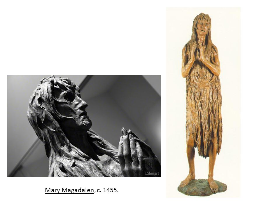 Mary Magadalen, c. 1455.