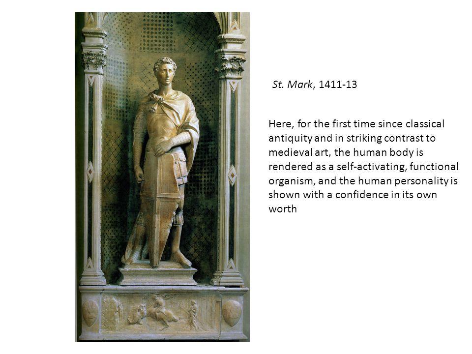 Michelangelo 1475-1564 Pietà, 1499 Marble, Basilica di San Pietro, Vatican.