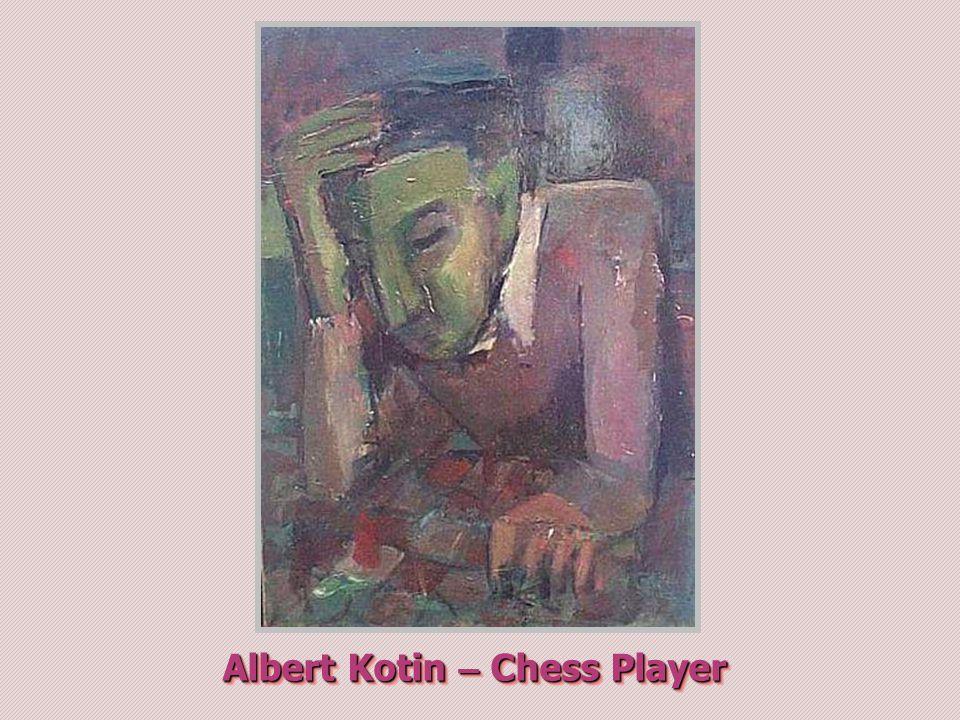 Chess players – Alan Boileau