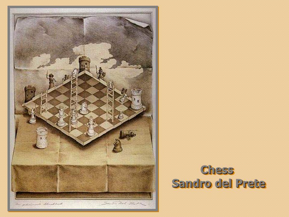 Chess – Paul Klee