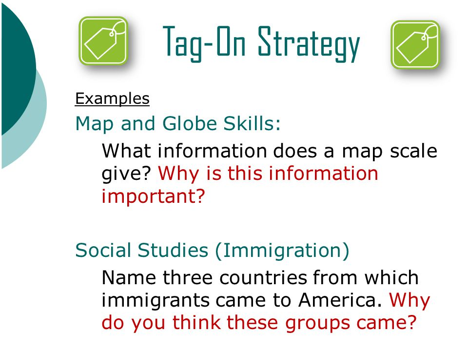 Examples Map and Globe Skills: What information does a map scale give.
