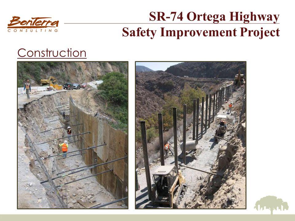 SR-74 Ortega Highway Safety Improvement Project