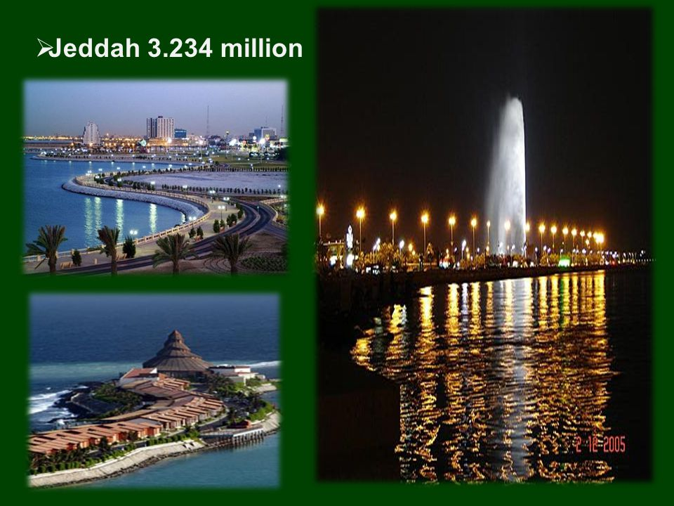  Jeddah 3.234 million