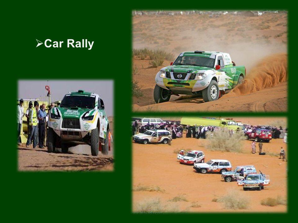  Car Rally