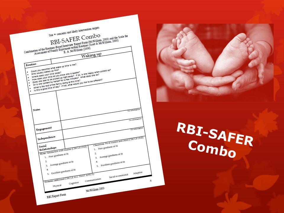 RBI-SAFER Combo