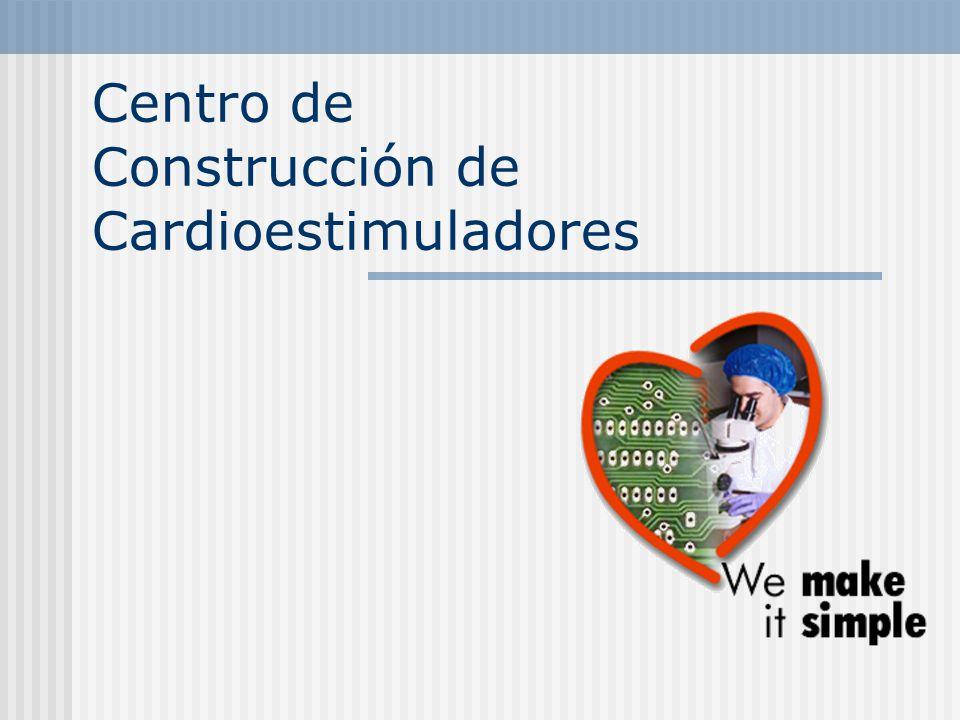 Centro de Construcción de Cardioestimuladores