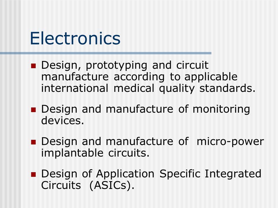 Firmware Development of embedded systems software, including real-time systems, signal processing, and communications.