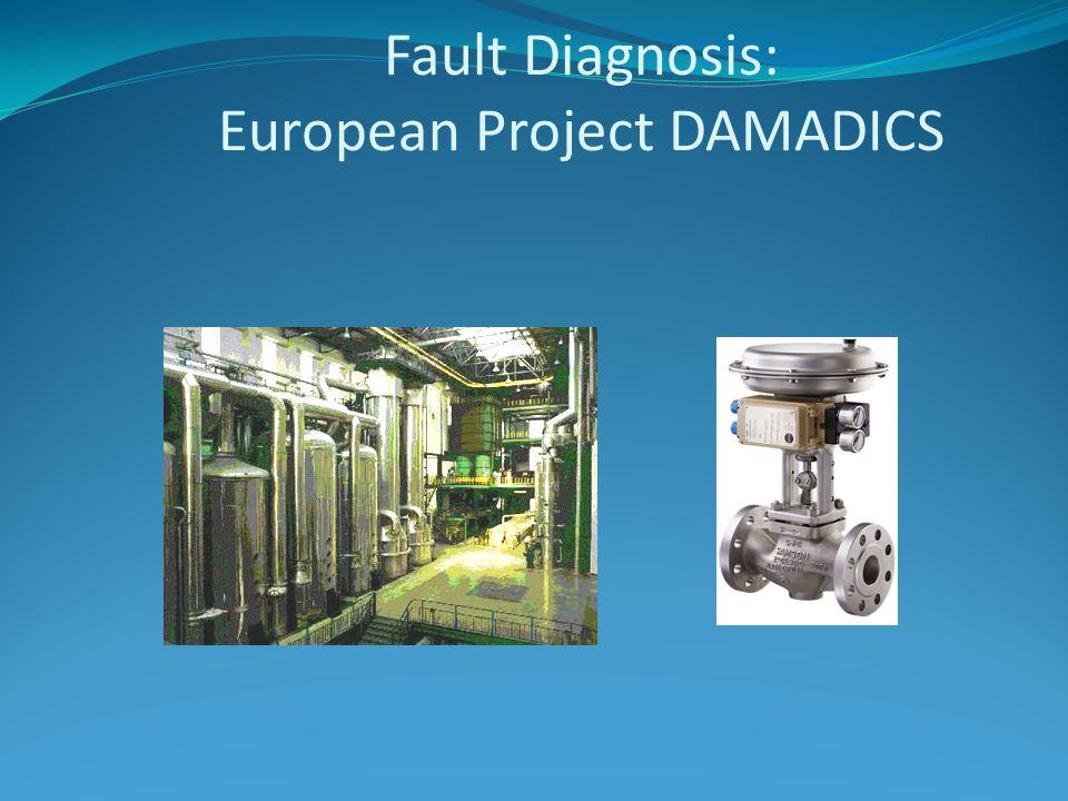 Fault Diagnosis: European Project DAMADICS