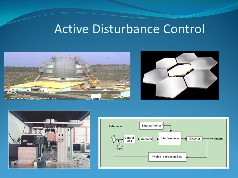 Active Disturbance Control