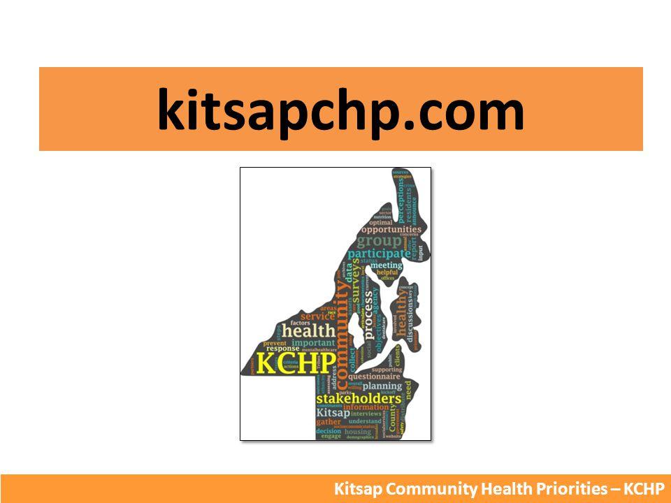 kitsapchp.com Kitsap Community Health Priorities – KCHP