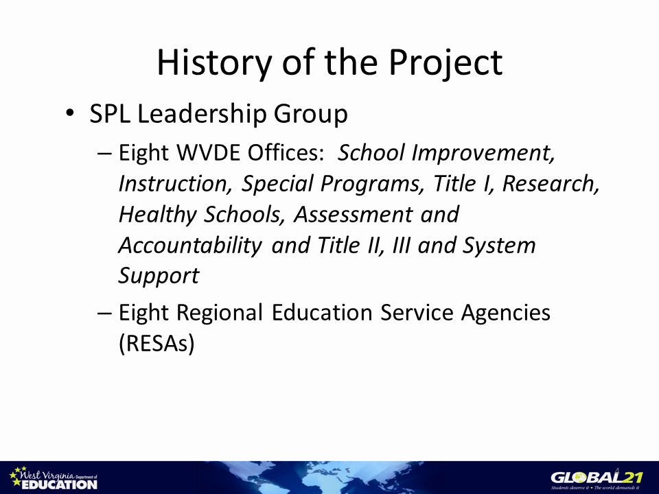 Final Thoughts Focus on state leaders– keep SPL in the front seat Include implications for districts and schools Work with each other on action planning template 45