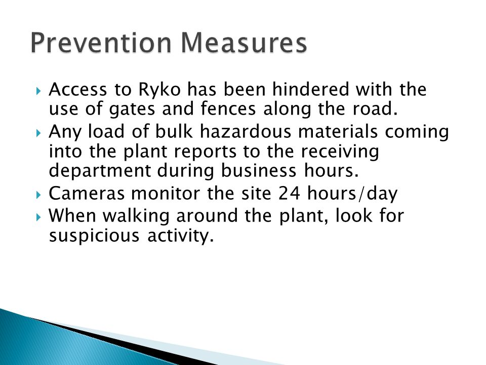  Access to Ryko has been hindered with the use of gates and fences along the road.