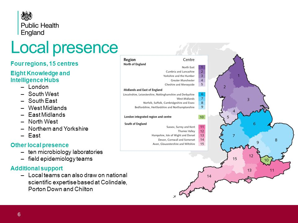The published position Public Health England will exist to serve the system, a system led locally by elected members Duncan Selbie's Vision for PHE 17 Public Health England's overall mission will be: to protect and improve the health and wellbeing of the population, to reduce inequalities in health and wellbeing outcomes.