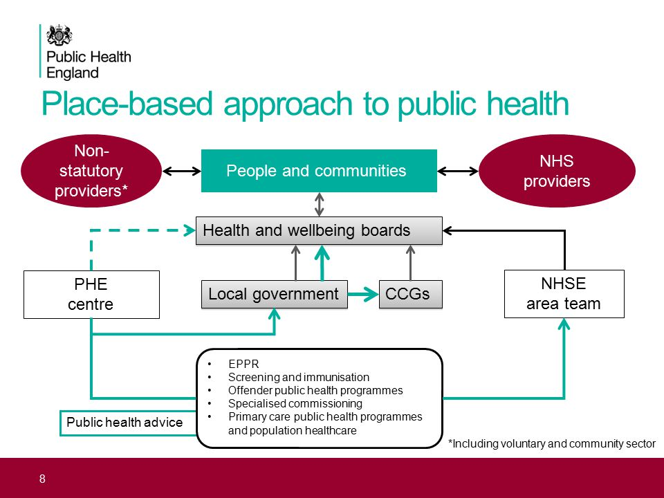 19 Bringing public health priorities into the Health and Well Being Board Strategy