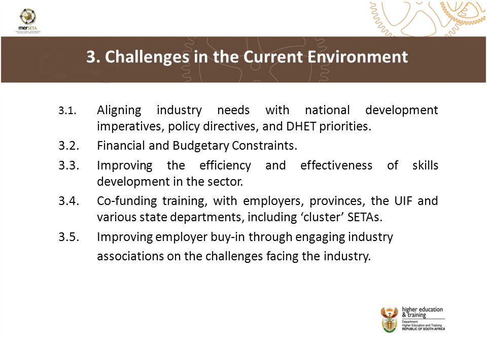 4.1.Rural Development 4.2. Sustainable Green Skills Development 4.3.