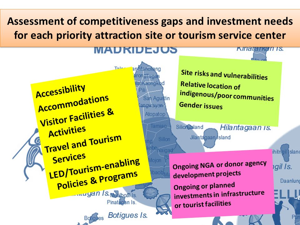 Investment promotion and product development for tourism recovery in Bantayan and Malapascua, NORTHERN CEBU