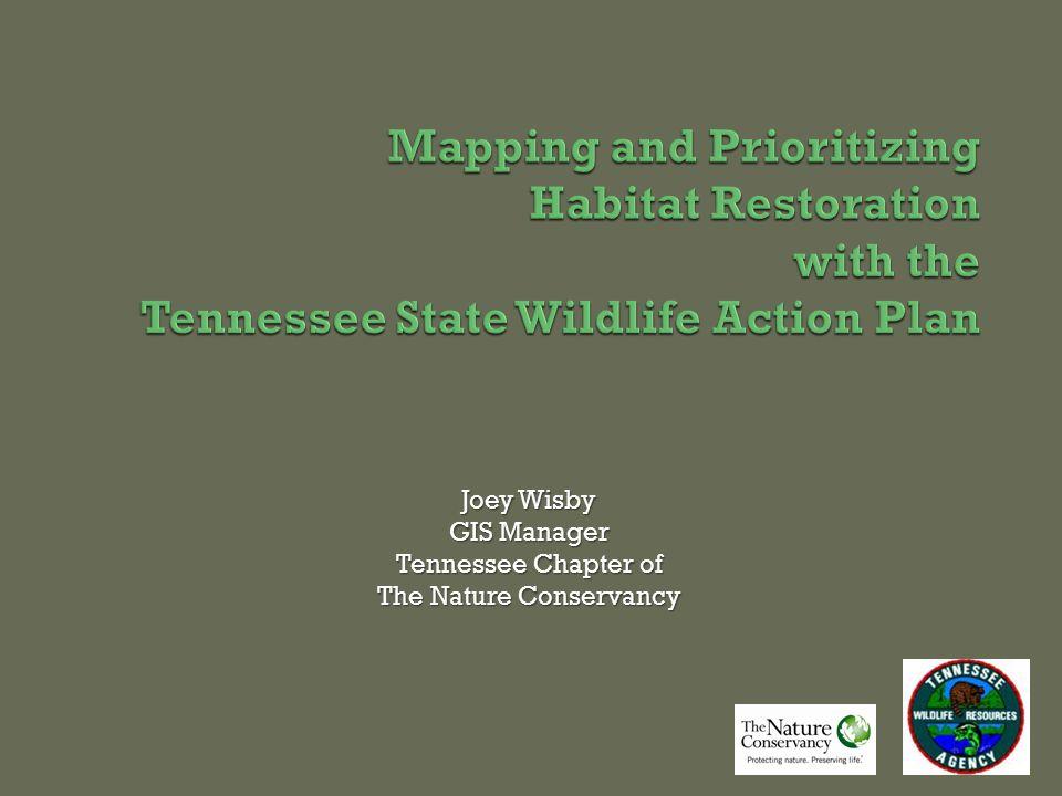 Riparian Priorities for Terrestrial and In/Downstream Aquatic Habitats Stones River Watershed