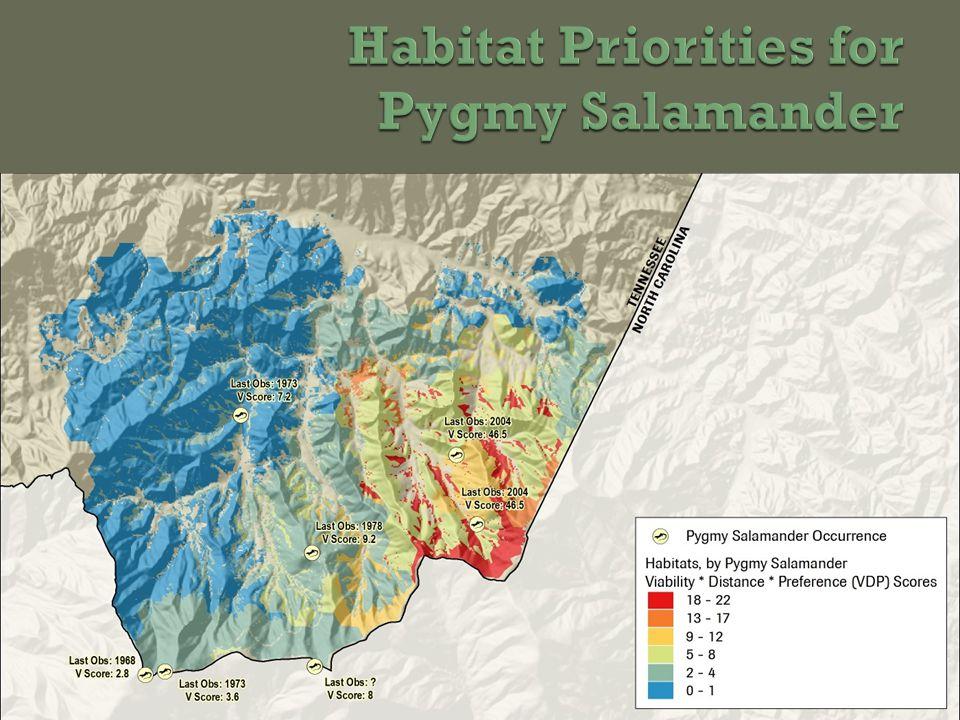 Aquatic Habitat Priorities Stones River Watershed