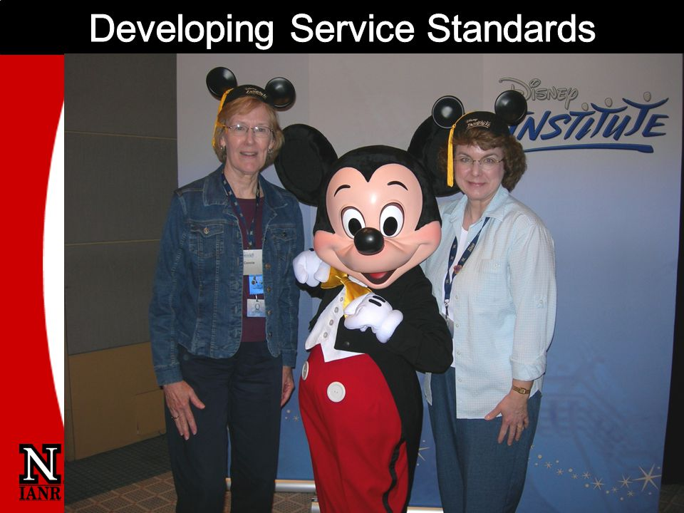 For you as an employer: implement customer reservation training that reassure potential customers that beginning skills are acceptable For established employees : to develop a scripted list of riding do's and don'ts that help ensure a safe and successful ride For new hires : respond confidently to top five questions customers ask about horse riding, actively seek answers to questions they don't know Your prioritized service standards.