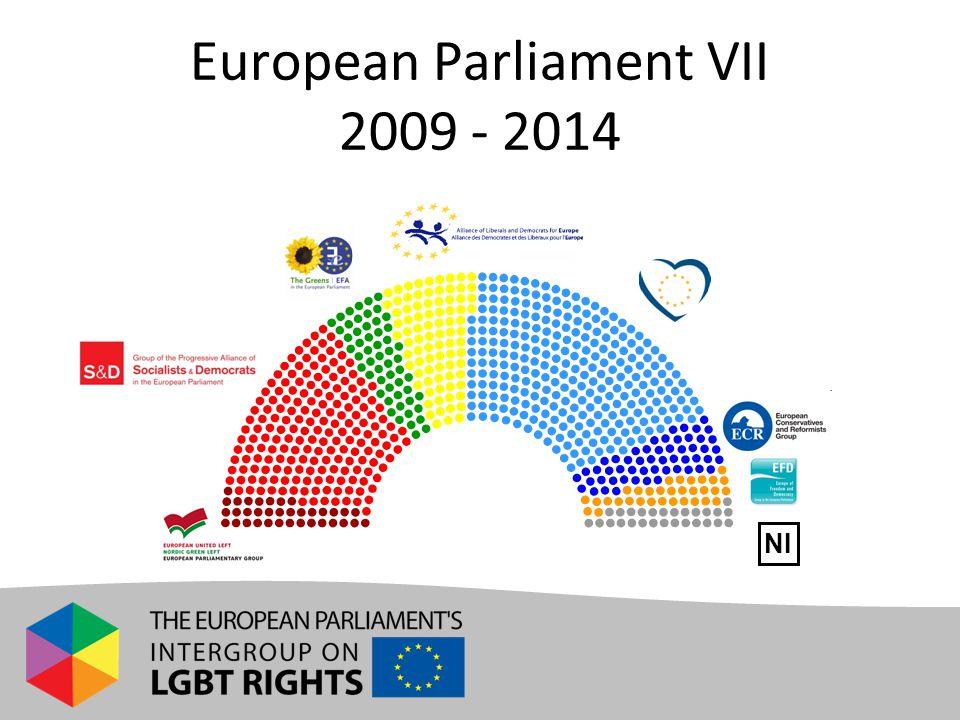 European Parliament VII 2009 - 2014 NI