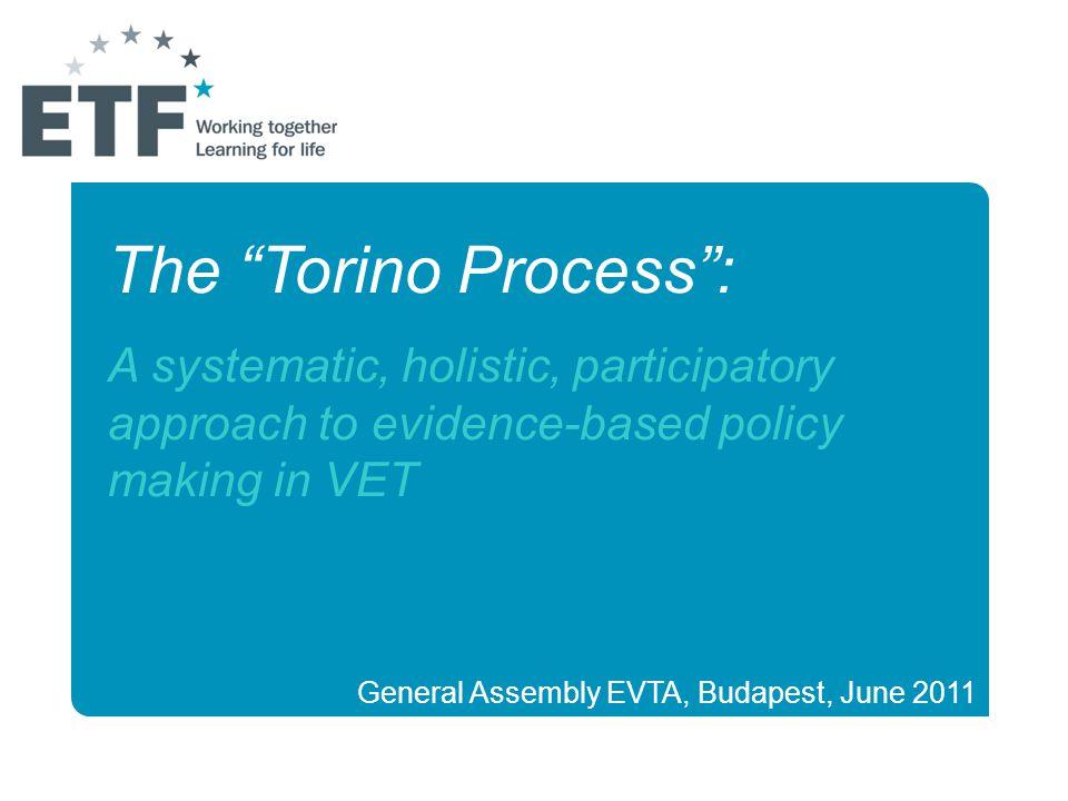 The Torino Process 3.