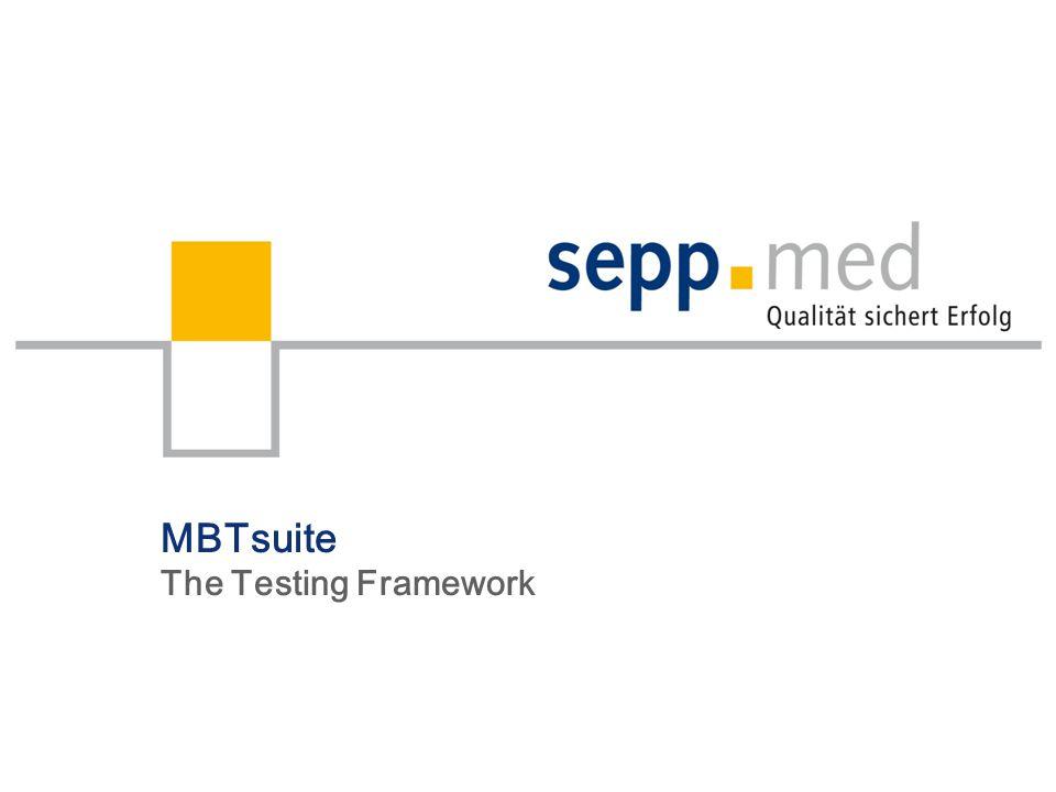 MBTsuite The Testing Framework