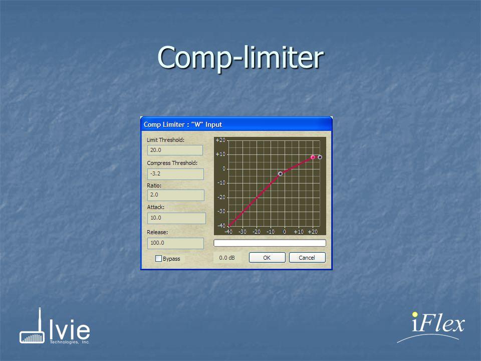 Comp-limiter