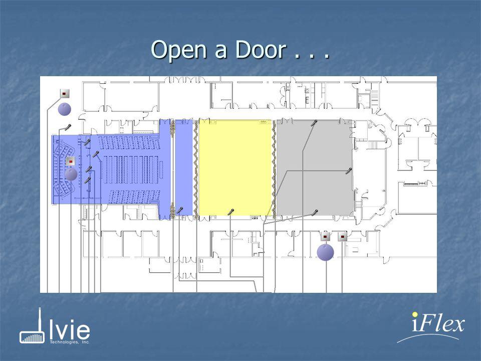 Open a Door...