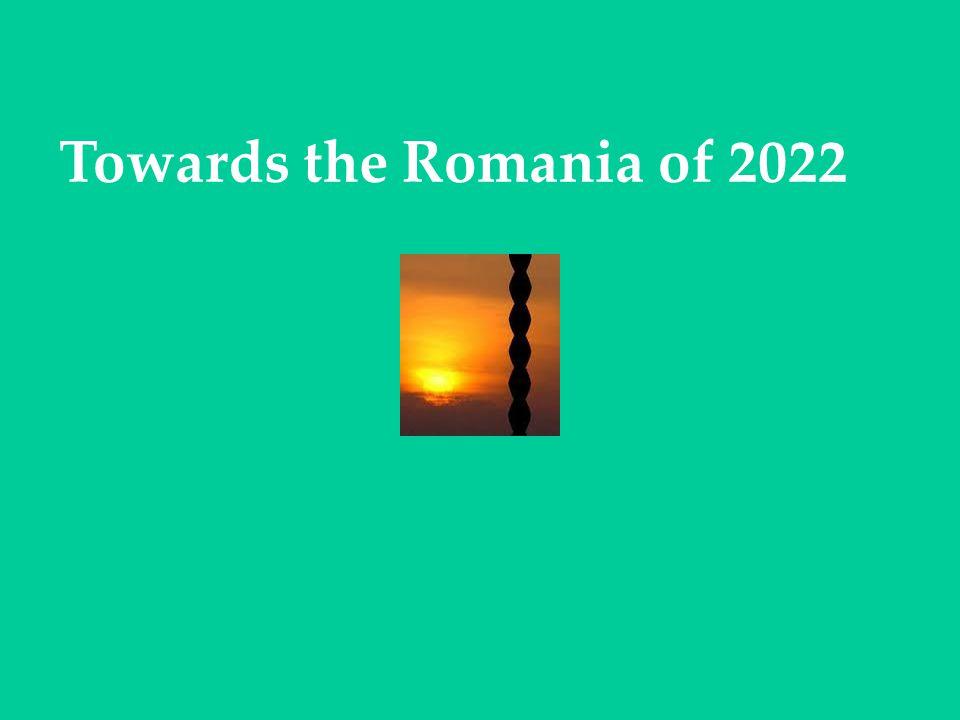 Towards the Romania of 2022