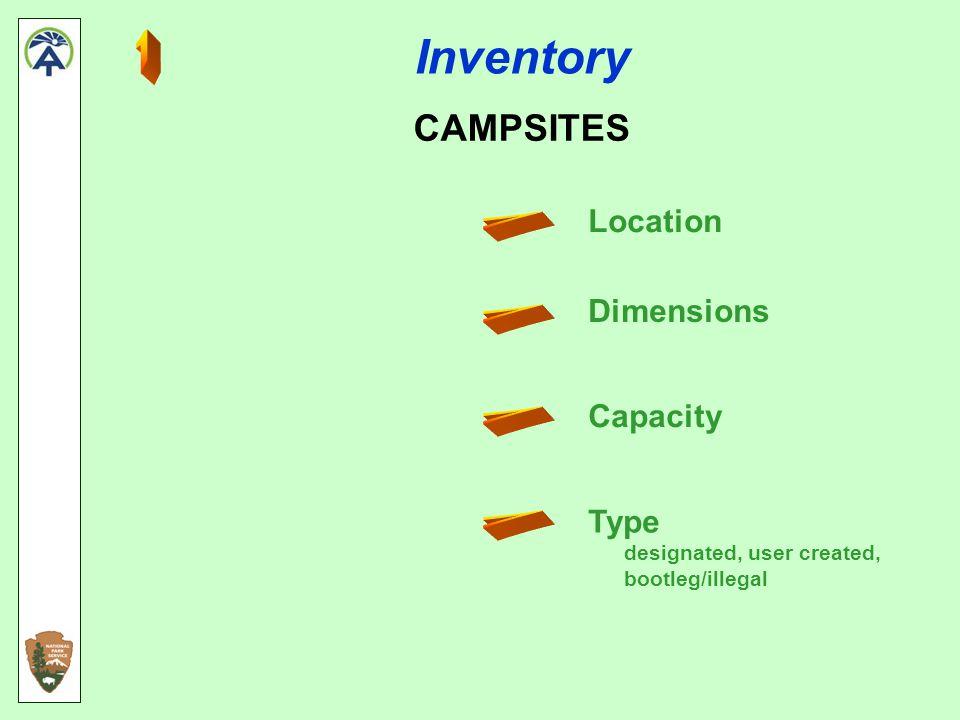 Inventory MAJOR BRIDGES Location Year Built Bridge Type Use Forest Service Definitions Bridge Materials Name