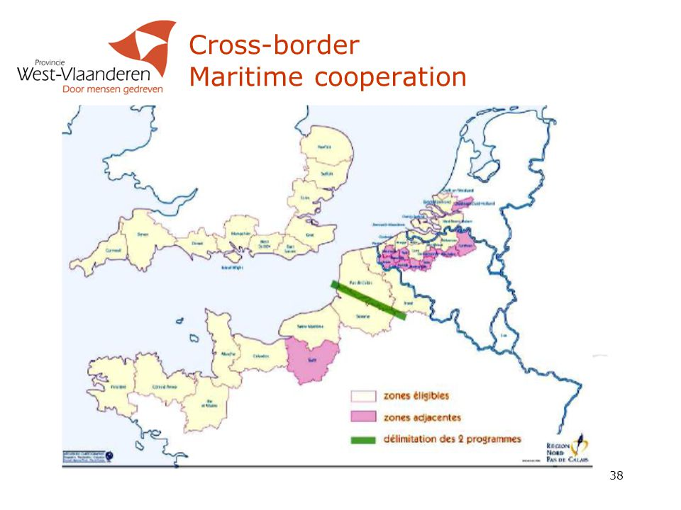 38 Cross-border Maritime cooperation