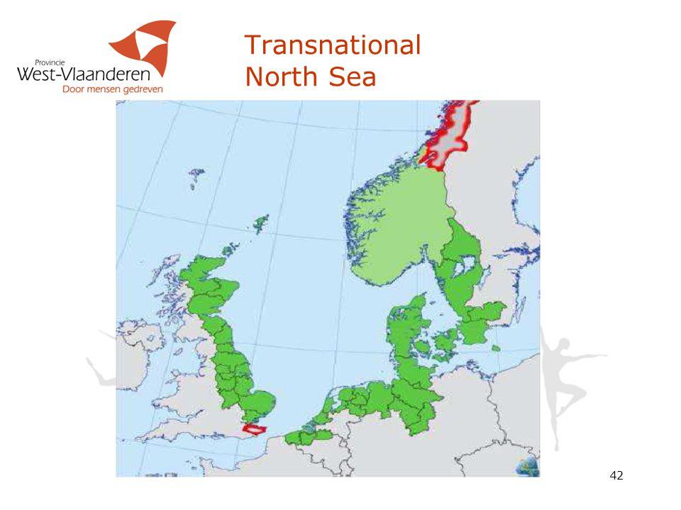 42 Transnational North Sea