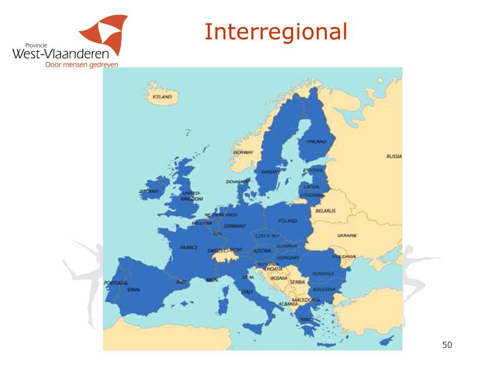 50 Interregional