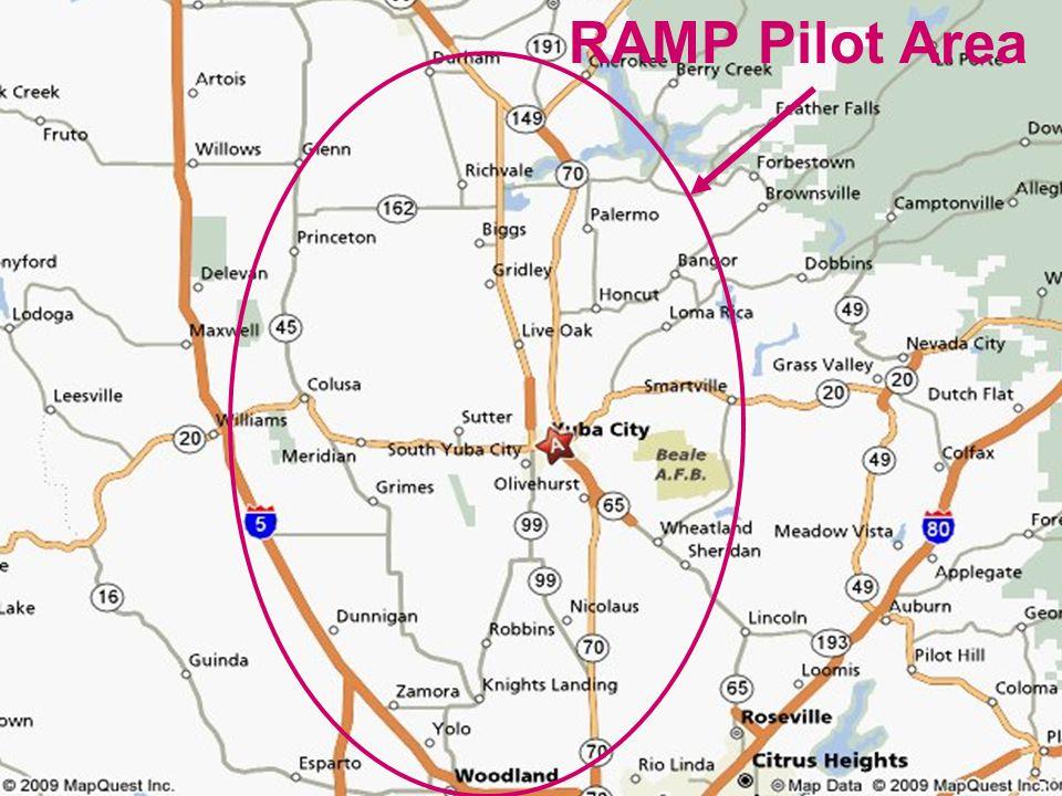 21 RAMP Pilot RAMP Pilot Area