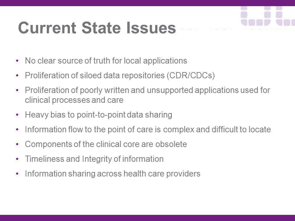 22 April 2015 Slide 9 Current Priorities - eHealthWA Patient Administration System (PAS) Clinical Information System (CIS) Pathology (Ultra) Portal and Interoperability iPharmacy MMEx Identity and access management Provider index Wounds West