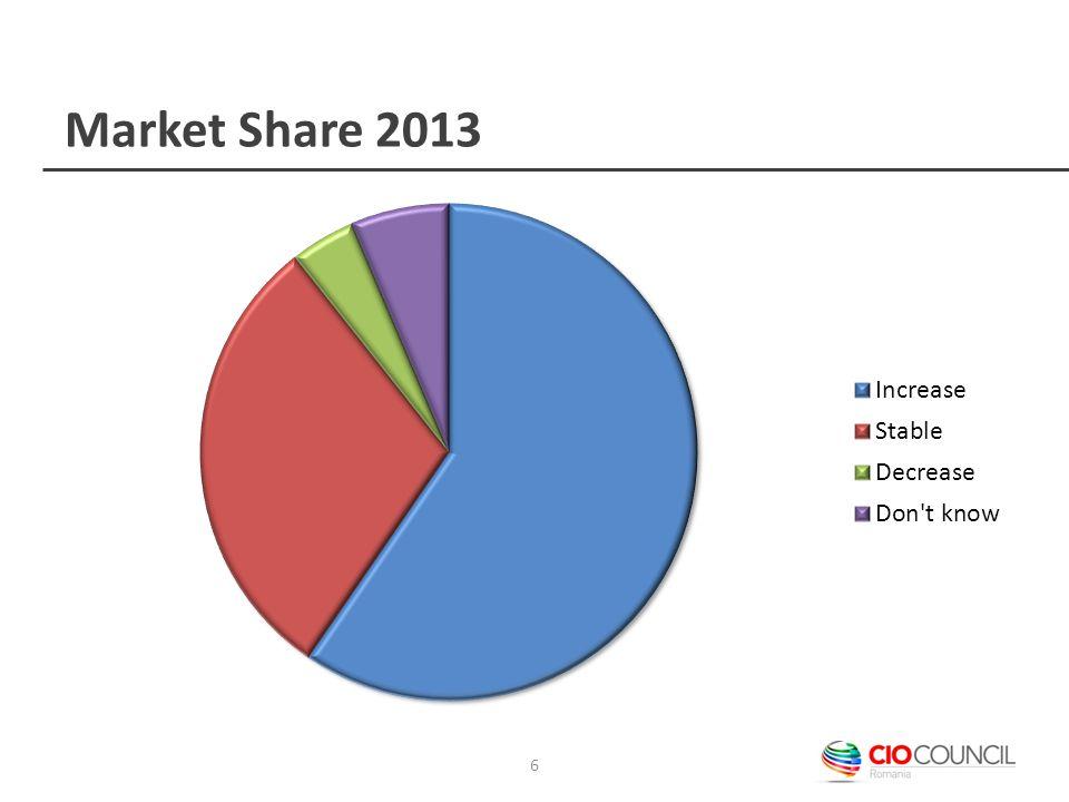 Market Share 2013 6