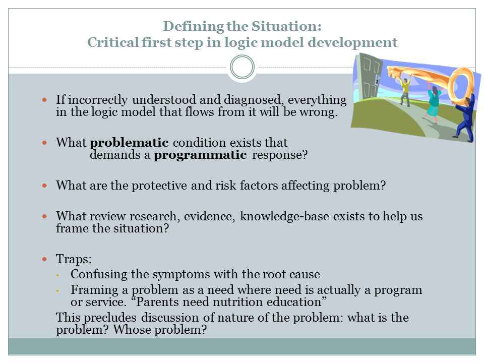 Situation Analysis Extension programs exist within a situation or environment that is often complex and changing.