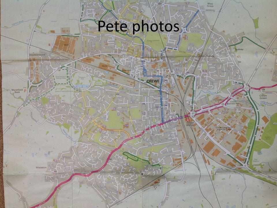 Pete photos