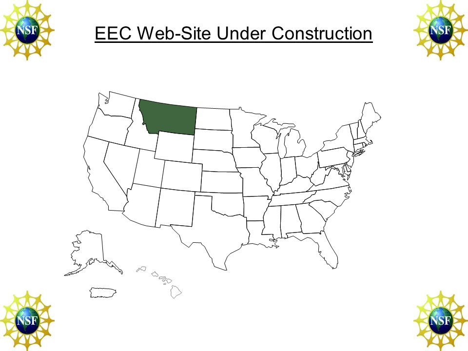 EEC Web-Site Under Construction