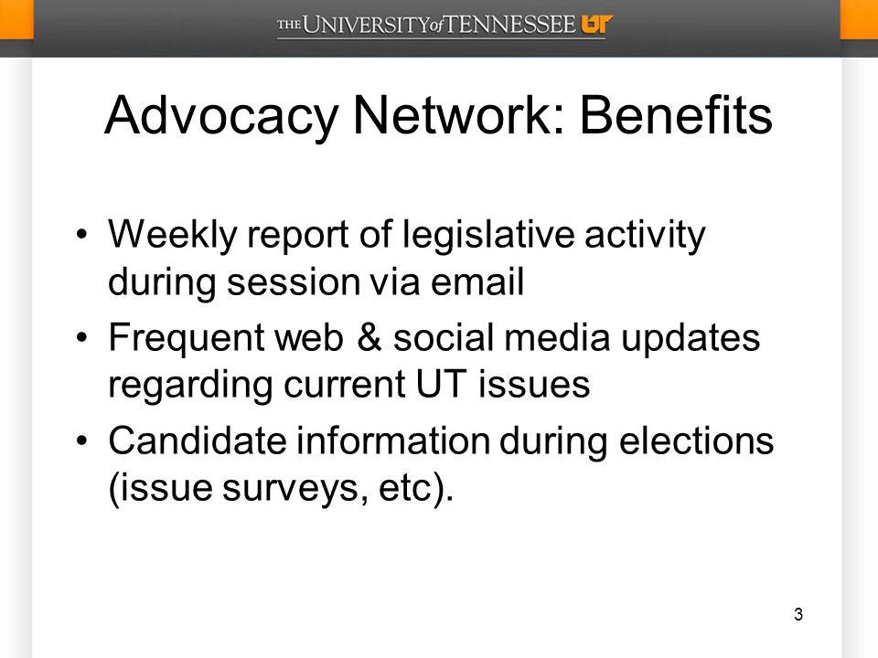 Legislative Update 4