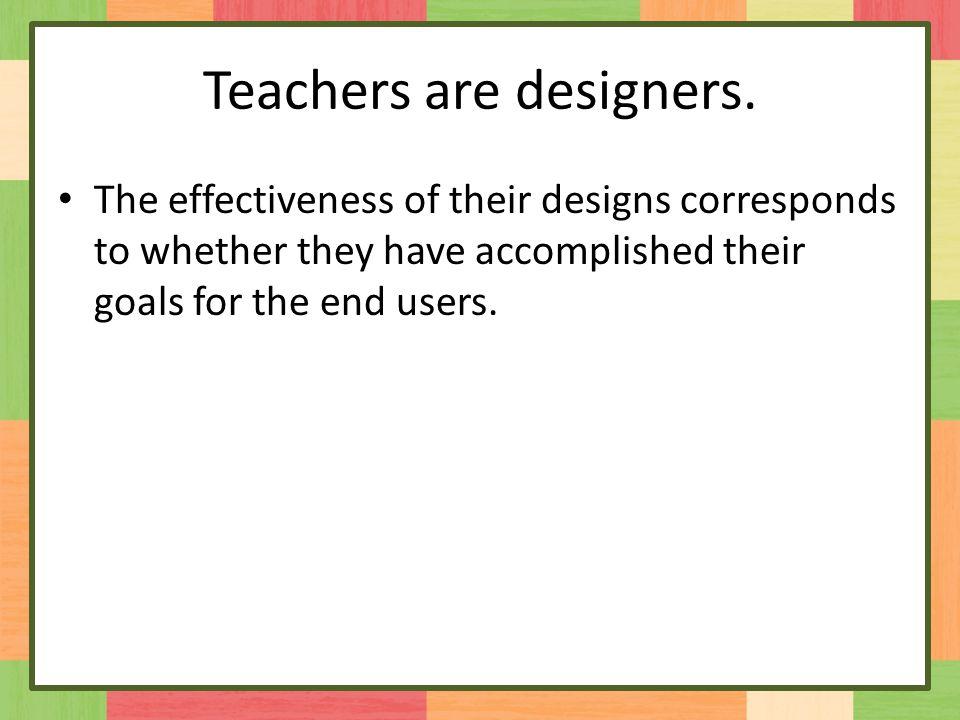 Credits Wiggins, G. & McTighe, J. 1998. Understanding by Design. Alexandria, VA: ASCD