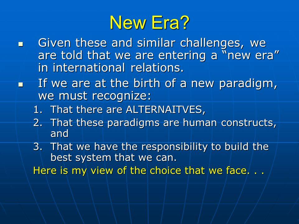 New Era.