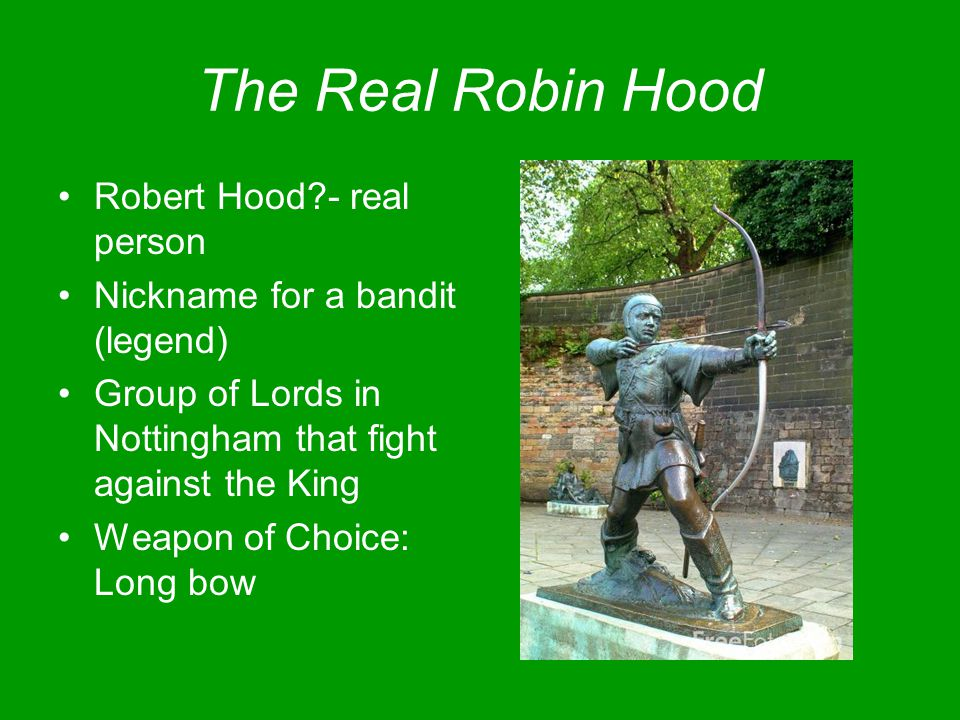 The Maid Marian Wife of the outlaw Robin Hood.