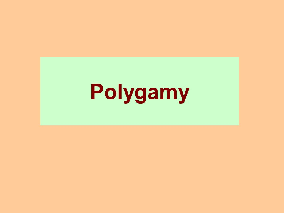 Polygamy is illegal in the United States and in European countries.