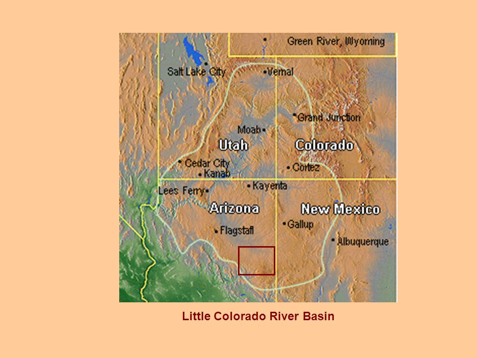 Little Colorado River Basin
