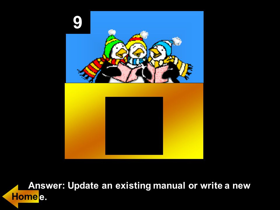 9 What are the two approaches to revising a manual