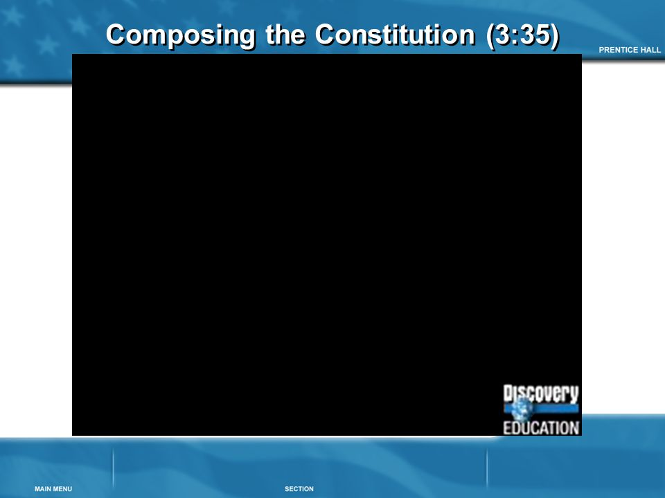 Composing the Constitution (3:35)